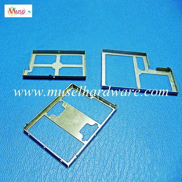 0.2mm Custom RF shield with tape reel packing
