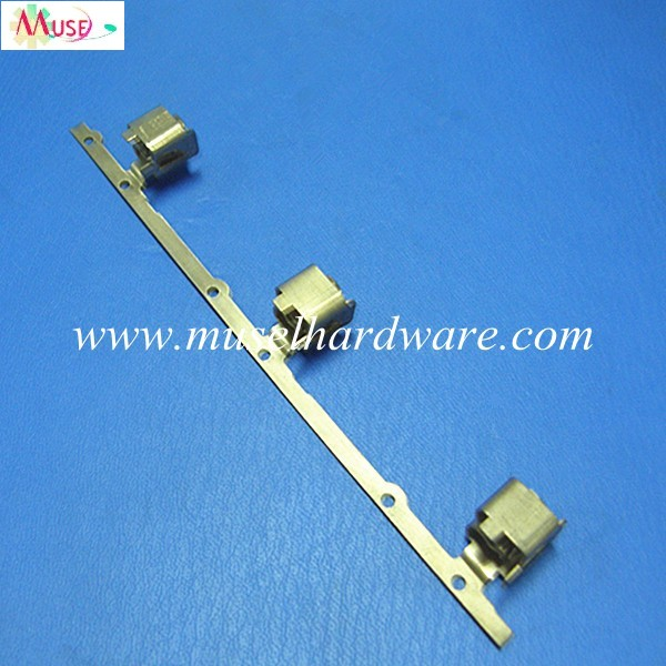 Brass socket terminals