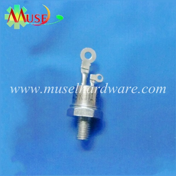 High precision brass screw-type rectifier diode for Russia
