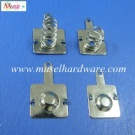9.86*8.57mm oem aaa battery spring contacts
